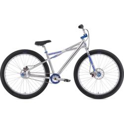 SE Bikes Monster Quad 29+ High Polish Silver