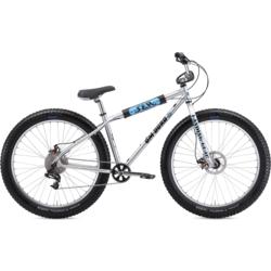 SE Bikes Om-Duro 27.5+ Silver Sparkle