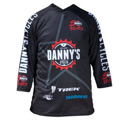 Danny's Cycles Limited Edition Enduro Jersey 3/4 Sleeve