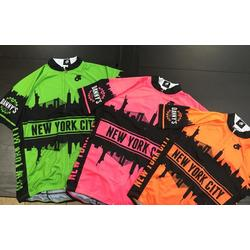 Danny's Cycles HI-VIS NYC Jersey