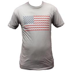 Danny's Cycles American Flag Shirt