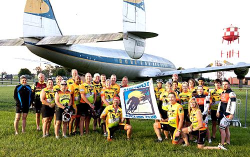 2016 MS150 Team SCC/CWD at Fantasy of Flight