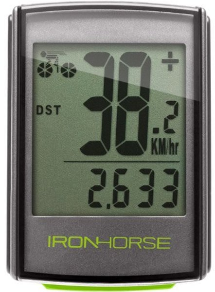 Iron Horse 22-Function Wireless Computer