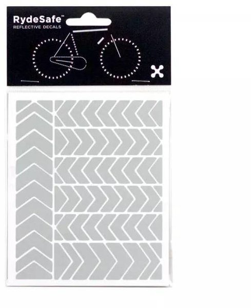 RydeSafe Reflective Decals Chevron Kit - Small