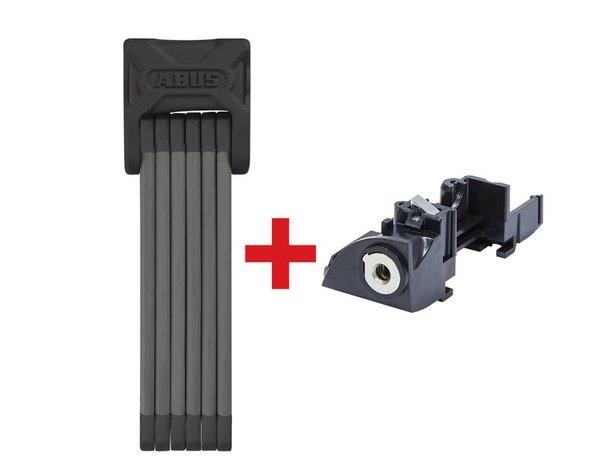 ABUS Bordo 600090 + Bosch Battery Lock