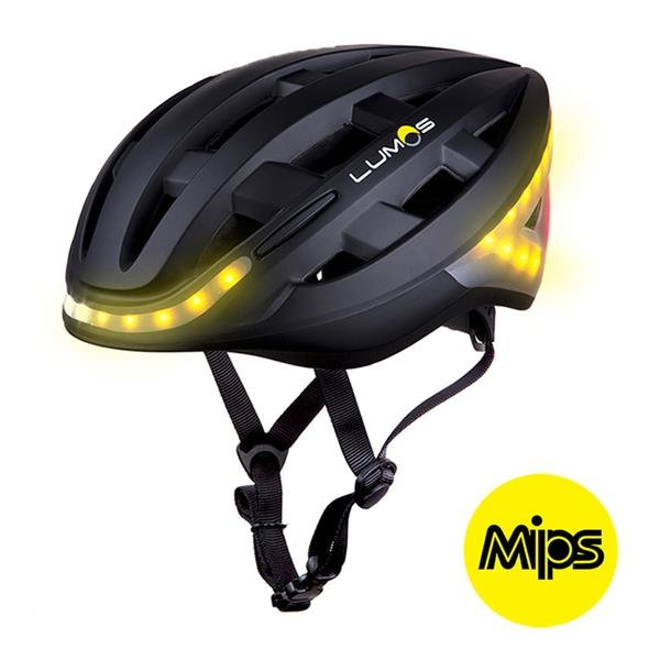 Lumos Lumos Helmet with MIPS and Lighted turn Signals