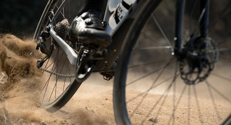 Trek Checkpoint bike for gravel riding
