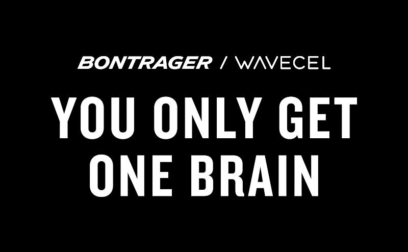 Bontrager WaveCel You Only Get One Brain