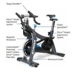 Stages Cycling SC2 Indoor Fitness Bike
