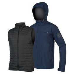 Endura ENDURA URBAN 3 IN 1 WATERPROOF JACKET