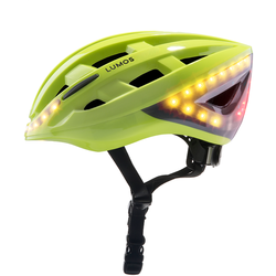 Lumos Lighted helmet with turn signals