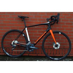 Orbea Avant M20Team-D MYO Custom Black Orange