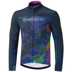 Shimano SHIMANO TEAM LONG SLEEVE JERSEY 2020