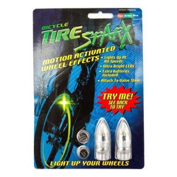 ElectroStar Tire Sparx Ballistics Tire Lights