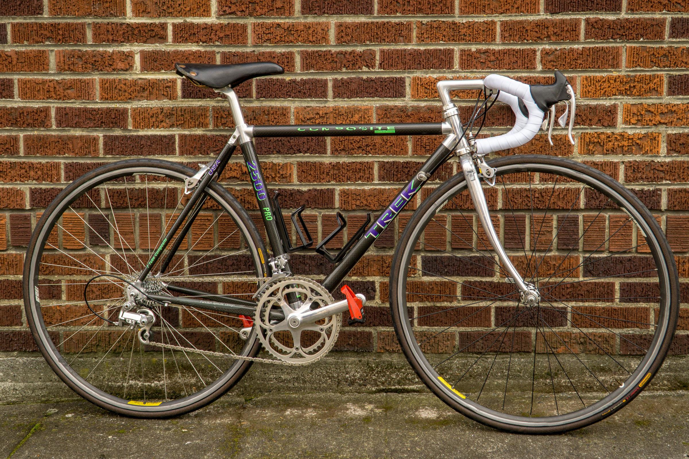 Trek 2500 Pro 7 Tube Carbon - www bikegallery com