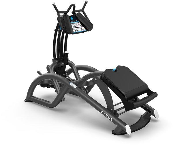 True Fitness Composite Ab Crunch/Back Row