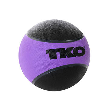 TKO Rubberized Medicine Ball