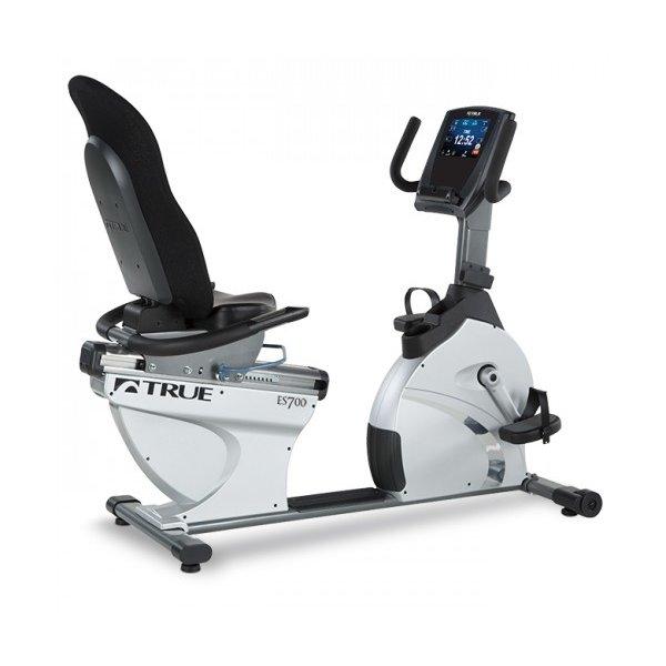 True Fitness ES700 Recumbent Bike