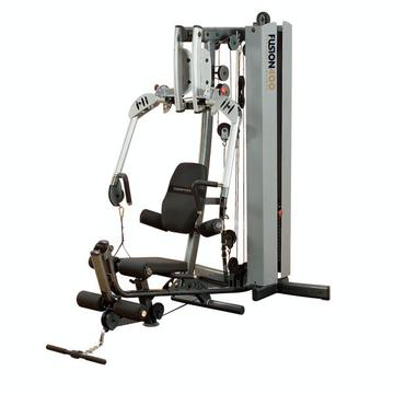 Body-Solid Fusion 400 Personal Trainer (210-Pound Stack)