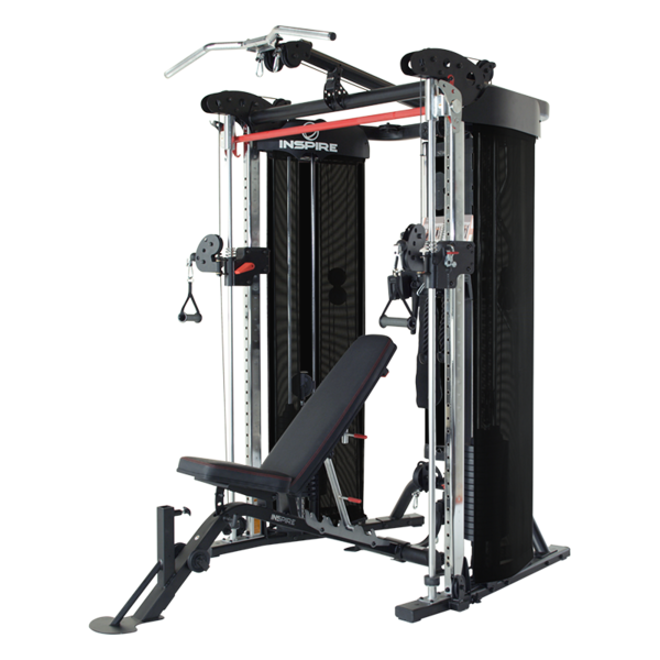Inspire Fitness FT2 Functional Trainer - Fully Loaded
