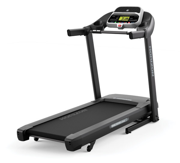 Horizon Fitness Adventure 3 Folding Treadmill With ViaFit