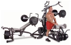 Body-Solid Freeweight Leverage Gym Package