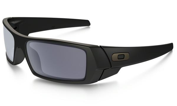 Oakley Gascan Matte Black w/ Grey