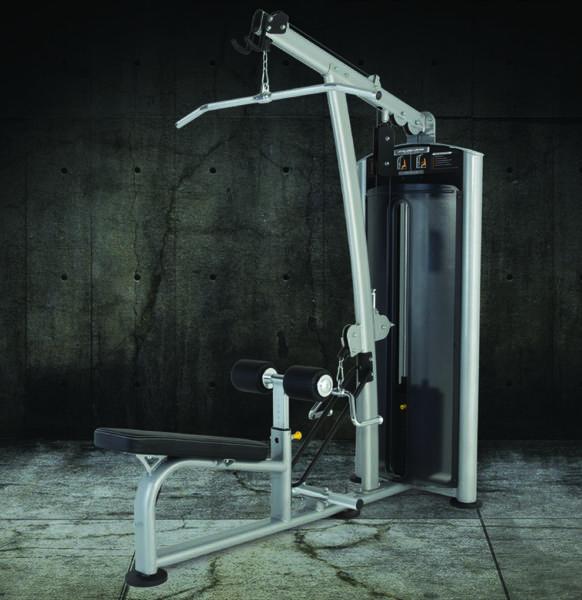 True Fitness FORCE Lat-Row Machine