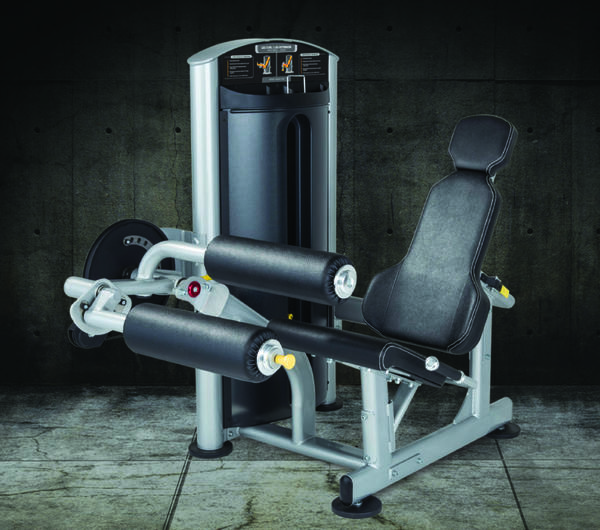 True Fitness FORCE Leg Extension/Leg Curl Machine