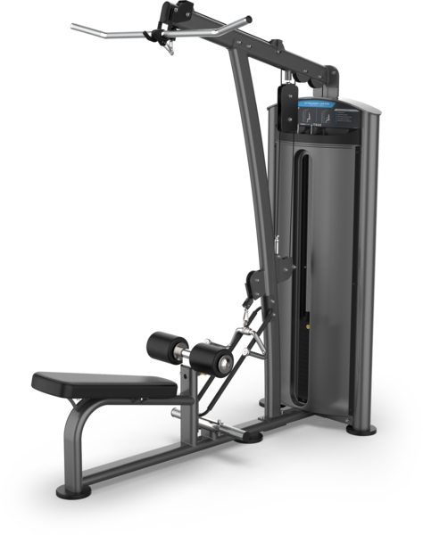 True Fitness FORCE Lat-Row Machine