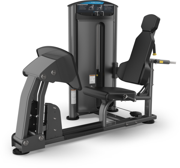 True Fitness FORCE Leg Press/Calf Machine