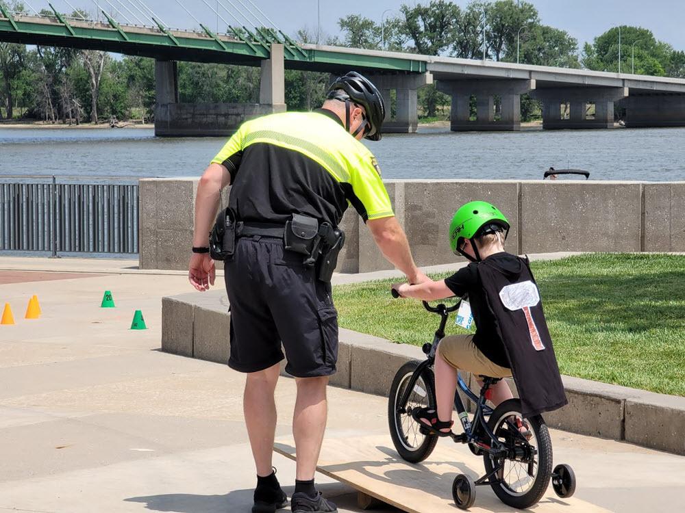 Burlington Police Department Bike Patrol