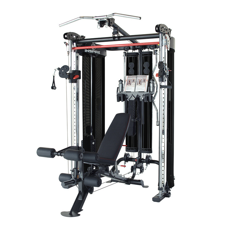 Functional Trainer, Free Weights & Benches fitness equipment