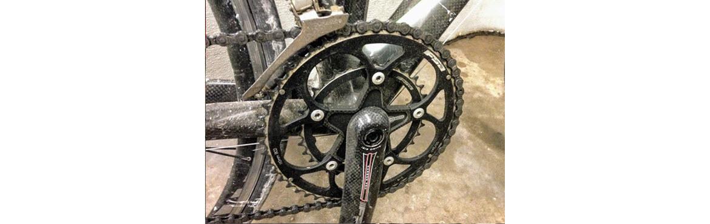 Original bike crank