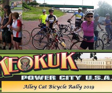 Upcoming bicycle events