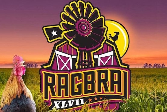 Rides & Events - RAGBRAI is coming to Burlington
