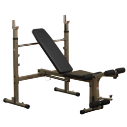 Best Fitness Folding Olympic Bench