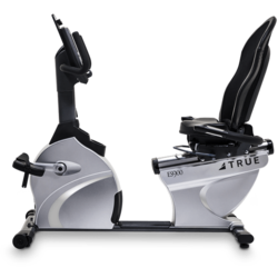 True Fitness ES900R Recumbent Bike
