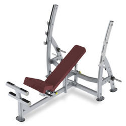 Paramount Fitness Line 3-Way Press Bench w/ Plate Holders