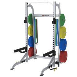Paramount Fitness Line Half Rack w/ Plate Holders