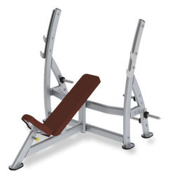 Paramount Fitness Line Incline Press Bench w/ Plate Holders