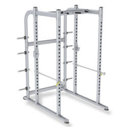 Paramount Fitness Line Power Rack with Plate Holders