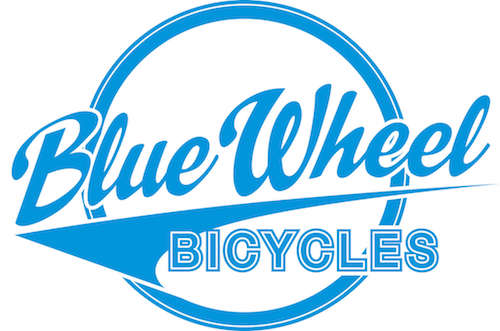 Blue Wheel Bicycles Logo
