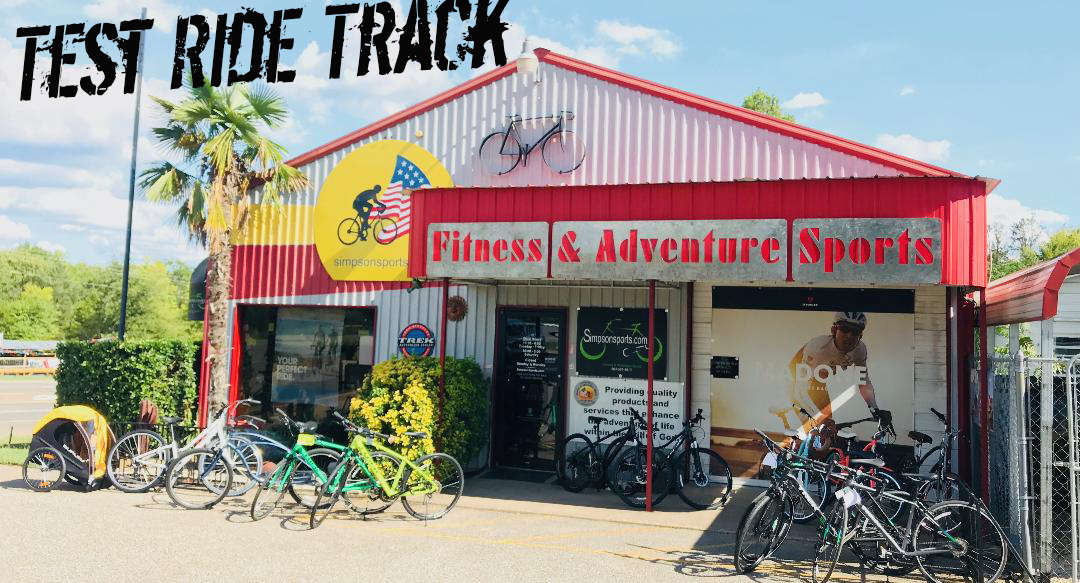 Store Front Test Ride Track
