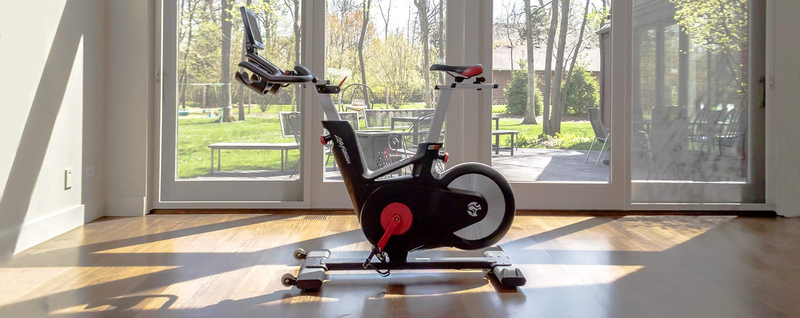 Peloton Spin Cycles available at Simpsons