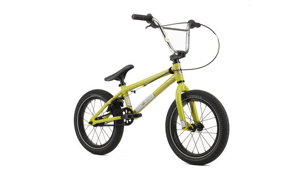 "Fitbikeco MISFIT 16"" - MUSTARD 16.5"" 18"