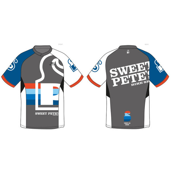 Sweet Pete's WN'S FreeStyle SS Jersey