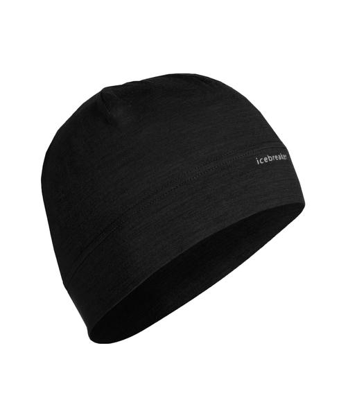 Icebreaker Chase Beanie Color: Black