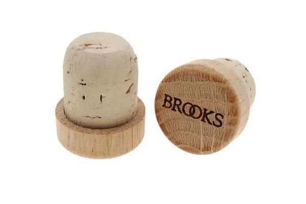Brooks Cork Bar End Plugs