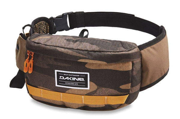 Dakine Hot Laps 5L Waist Bag Color: Field Camo